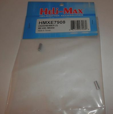 Heli-Max Crossmember (2) MX 400/MX450 #HMXE7908 NIP