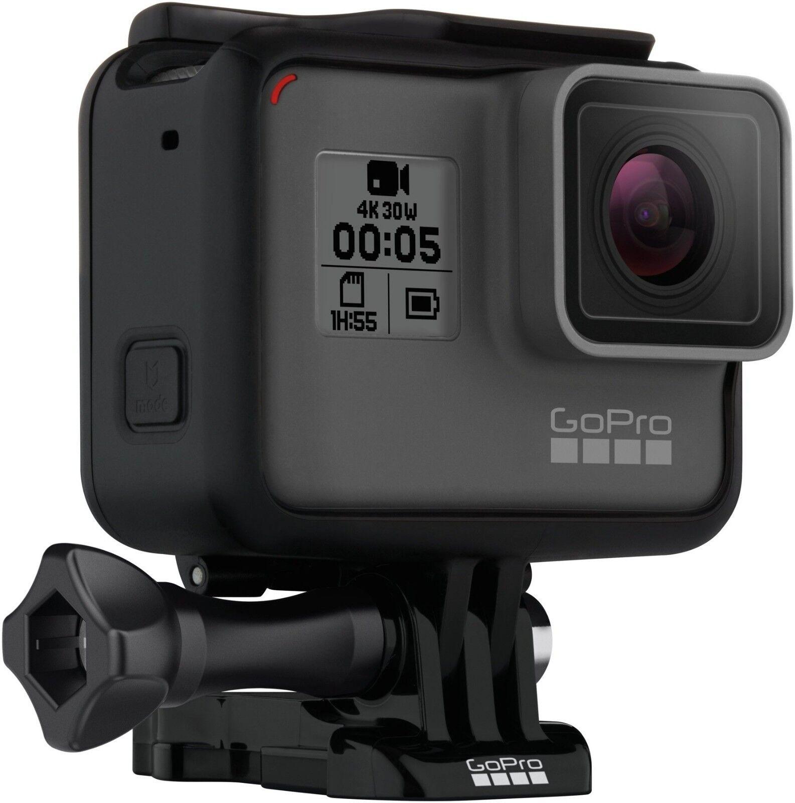 Купить GoPro Hero 5 - GoPro HERO5 Black Waterproof 4K Action Camera