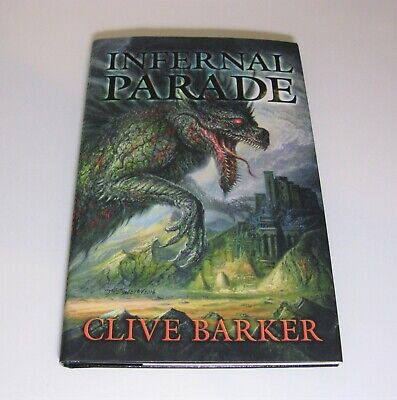Clive Barker Tortured Souls The Infernal Parade The Sabbaticus Bleb and Heeler