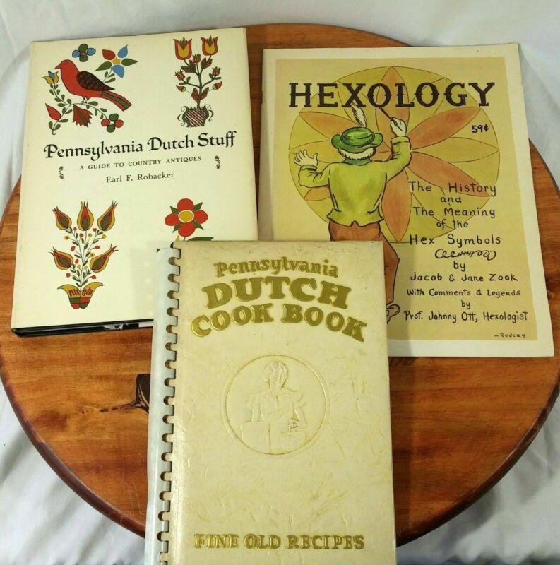PENNSYLVANIA DUTCH STUFF, Hexology, Pennsylvania Dutch Cook Book