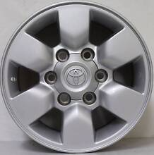 "Genuine TOYOT HILUX WHEELS 15""X7""  GREAT DEAL!!! Girraween Parramatta Area Preview"