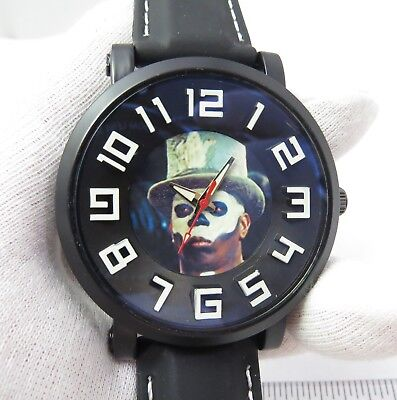 BARON SAMEDI,Bond 007,3D GLOW IN DARK,Halloween! BIG MANS CHARACTER WATCH,M-91 ()