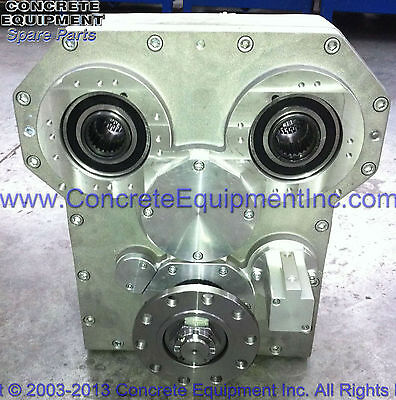 Gear Box 4194 For Schwing Concrete Pump 10038386 50 Off Stiebel Ratio 11.28