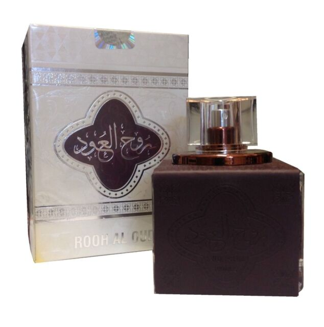 Rooh Al Oud by Ard al Zaafaran (Spicy/Musky/Oudh) 100ml EDP Perfume Spray