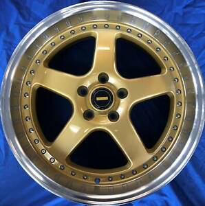 SET OF STAGGERED FORGE AUTO 20x8.5 & 20x9.5 5/120 FA-5 Chirnside Park Yarra Ranges Preview