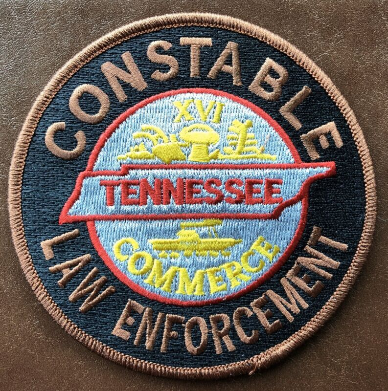 Tennessee Constable Patch