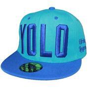 YOLO Snapback