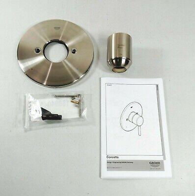 Somerset Single-Handle 3-Port Diverter Valve Trim Kit with Lever Handle
