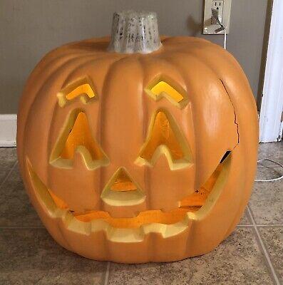great pumpkin lighted huge halloween Blow Mold