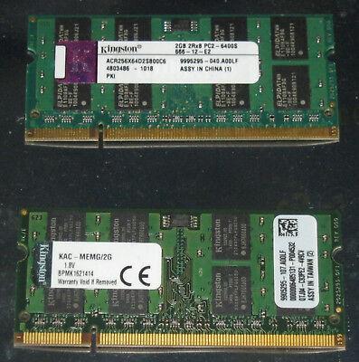 667 Sodimm Speicher (1GB 2GB 4GB Markenspeicher DDR2 667 / 800 MHz SO-Dimm pol.200 PC2-5300S/6400S)