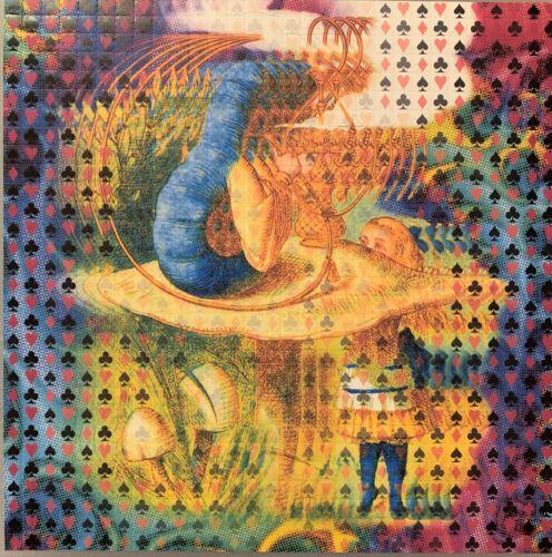 BLOTTER ART - Queen Alice 2 pack - 900 Squares