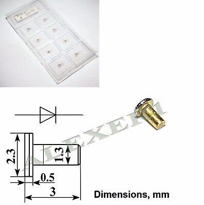 Gunn Oscillator Gaas Diode 32 - 35.2ghz 45mw 3a718e Ussr Nos