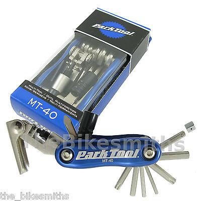 Park Tool Multi-Tool Blue, mt-40
