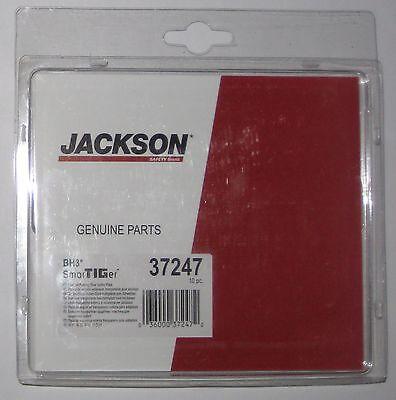Jackson Smartiger Or Bh3 Outer Lens Clear External Saftey Plates 10 Pack 37247