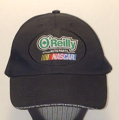 Oreilly Auto Parts Hat Low Profile Baseball Cap Nascar Racing Hats T47 Jn7208