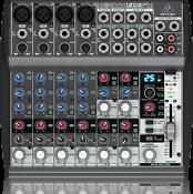 Behringer 1202FX Premium 12-Input 2-Bus Mixer + Warranty