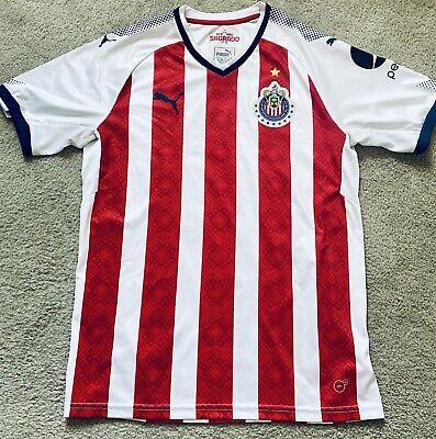 Puma Chivas Jersey 17/18 Sz M
