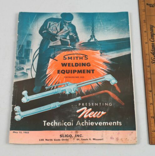 Vintage 1953 Smith