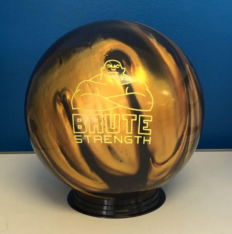 "NEW - 15# Brunswick Brute Strength -1st Quality- 15 lb 4 oz, 2""- 3"" PIN, 2.3 Top"