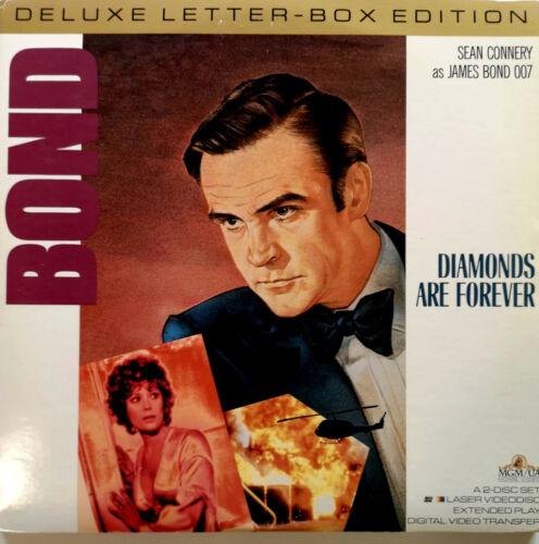 James Bond 007 Diamonds are forever - Sprache englisch