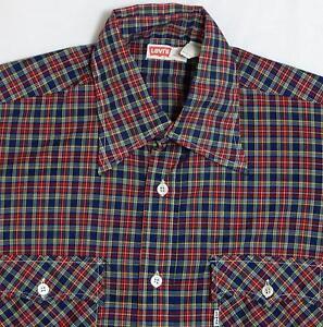 96cb724e38 Vintage Levis Western Shirt