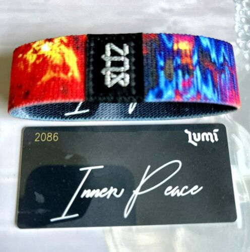 ZOX Strap INNER PEACE - Never Be In A Hurry; Do Things In A Calm Spirit.