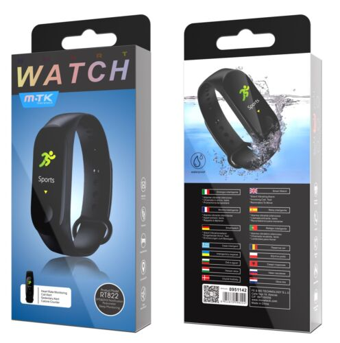 MOVETECH+SMART+WATCH+M.TK+BLUETOOTH+QUICK+CONNECTIVITY+CLEAR+SIGNALS+XMAS+GIFT