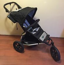 Mountain Buggy 'Urban Elite' LE Baroque Designer Pram - Fantastic Cond Churchlands Stirling Area Preview