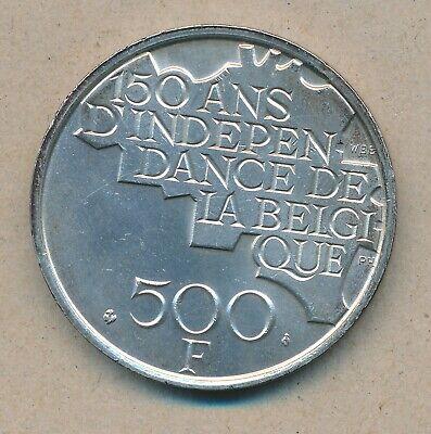 België/Belgique 500 Fr. Bauduoin 1980 Fr Morin 800 (120324)