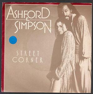ASHFORD-amp-SIMPSON-DISCO-45-GIRI-STREET-CORNER-B-W-MAKE-IT-WORK-AGAIN
