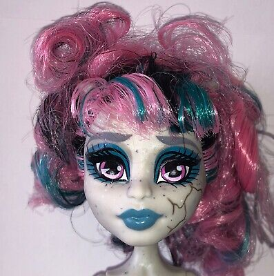 Monster High Zombie Shake Dance Rochelle Goyle Nude Fashion Doll NEW for OOAK