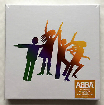 ABBA * THE ALBUM THE SINGLE * LIMITED ED 7