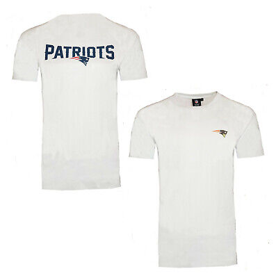 NFL New England Patriots T Shirt Mens S M XL Official NFL Team Apparel Jersey