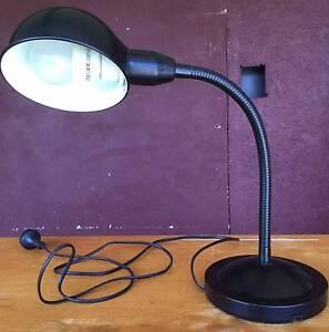 Black lamp, desk lamp  Good working order  $15  M Kewdale Belmont Area Preview