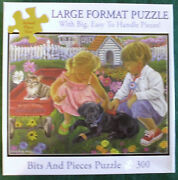 Bits and Pieces 300 Piece Puzzles