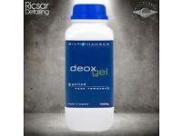 Bilt Hamber Deox-Gel Rust Remover Gelled Corrosion Remover 1kg bottle