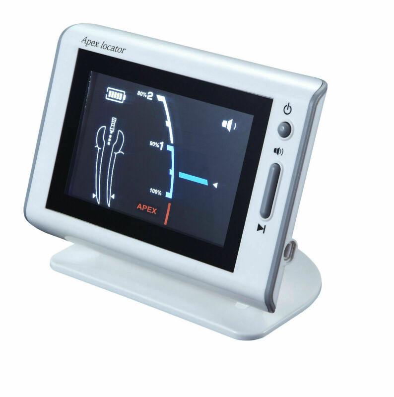 "FEISI 4.5"" LCD Dental Apex Locator Root Canal Finder Endodontic 1Set New style"