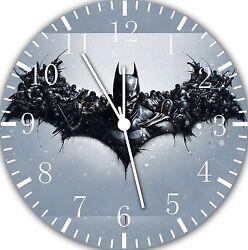 New Batman wall Clock 10 will be nice Gift and Room wall Decor E58
