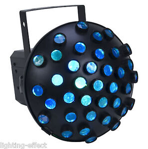 Eliminator Electro Swarm - LED Sound Active Mushroom DJ Light