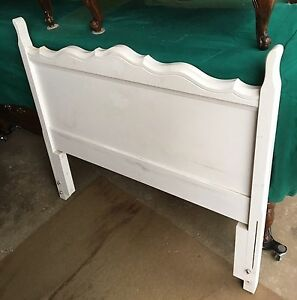 Twin French Provincial headboard