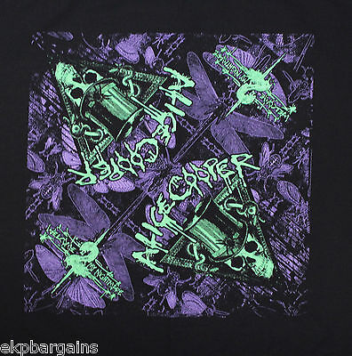 Alice Cooper Bandana - Welcome 2 My Nightmare Rock Music Band OFFICIALLY LIC