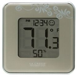 302-604S La Crosse Technology Indoor Comfort Level Station Temperature/Humidity