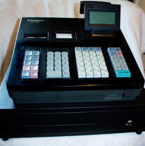 Sharp XE-A507 Electronic Cash Register