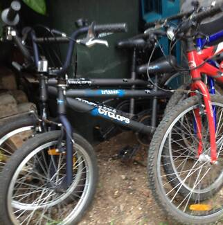 Bicycle / Mountain / Bmx / Racing etc 4 sale From $30 each o.n.o