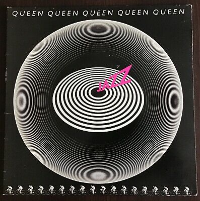 "A- QUEEN,JAZZ,VINTAGE 1978 ALBUM,1st UK PRESS,GATEFOLD,12"" LP 33.VINYL.VG,VG+ segunda mano  Embacar hacia Spain"