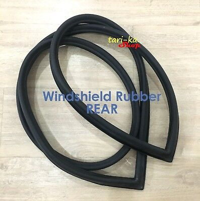 Rear Windshield Rubber Weatherstrip Seal Fits Toyota Celica TA20 TA22 RA20 RA22 for sale  Shipping to United States