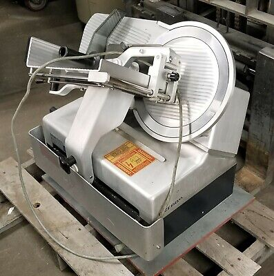 Bizerba Automatic Commercial Meat Cheese Deli Meat Slicer 13 Sg8d