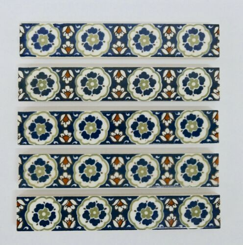 Vintage Mosaic Tile Company LOT=5 Tiles