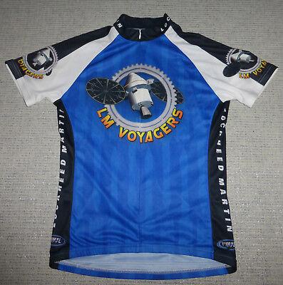 9e670fe70 Primal LOCKHEED MARTIN VOYAGERS Bike Jersey