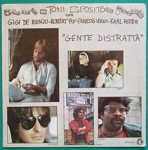 Toni-Esposito-Gente-Distratta-1977-Gigi-de-Rienzo-Ernesto-Vitolo-Pino-Daniele-LP
